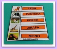 EL BLOG DE SAMI . CAMPO SEMÁNTICO ANIMALES.