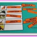 EL  BLOG DE SAMI . CAMPO SEMÁNTICO ANIMALES.1.1